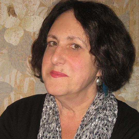 Barbara Wiener Headshot
